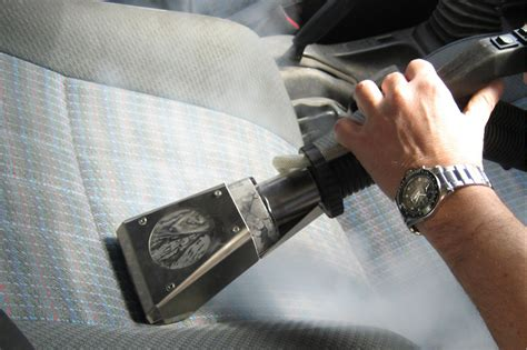 Can You Steam Clean Car Upholstery by Automotive Steam Cleaning Machine And Car Detailing Equipment