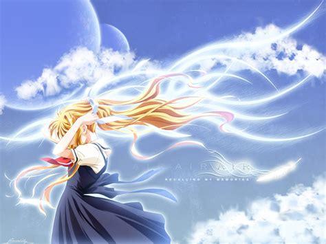 For Air アニメ壁紙ひろってきたお anime wallpaper air air livedoor blog ブログ