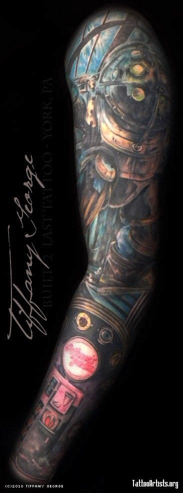 bioshock tattoos 25 best ideas about bioshock on