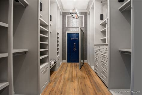 Safe In Closet by Master Closet With Walk In Safe Closet