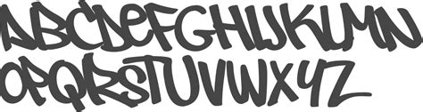 spray paint letters font myfonts spraypaint typefaces