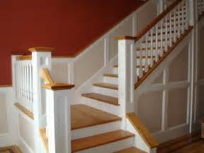 Wainscoting Ideas For Stairs by Modern Stair Wainscoting Lowes Your Dream Home