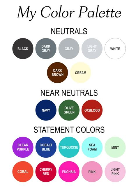 what is my color palette 28 best images about my color palette on cool