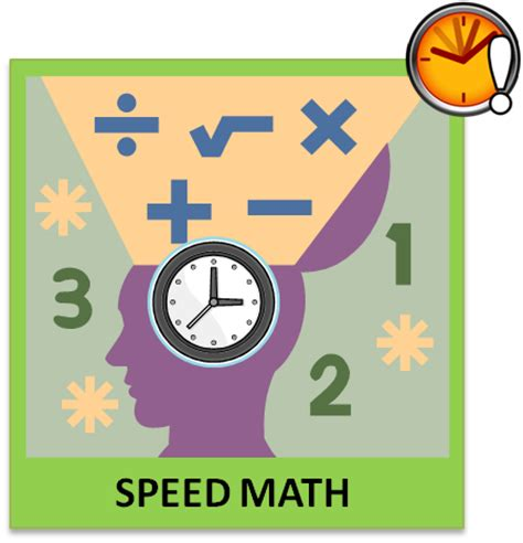 In Mat H by Speed Math The Fastest Math Around Now Free