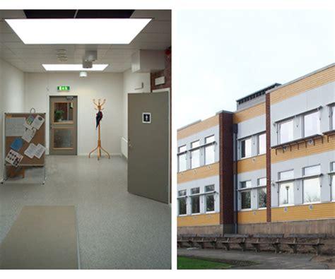 illuminazione naturale tanga school illuminazione