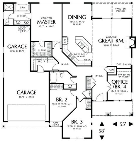 house plans under 2000 sq ft 2000 square feet house plans best house plans images on