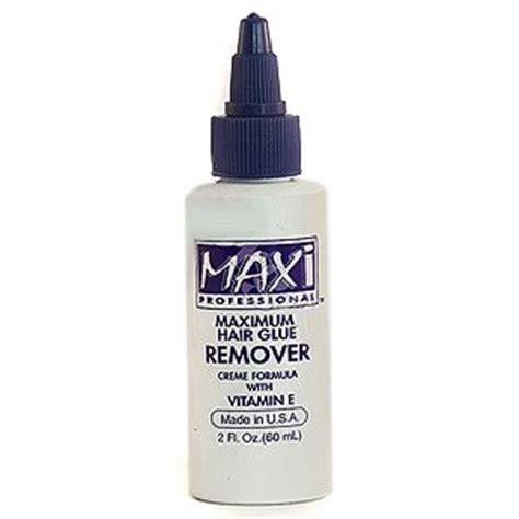 hair extension adhesive maxi hair bonding glue remover with vitamin e