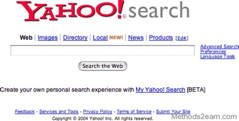 Yahho Search Tricks And Tips Seo To Get Top Ranking In Yahoo Search Engine