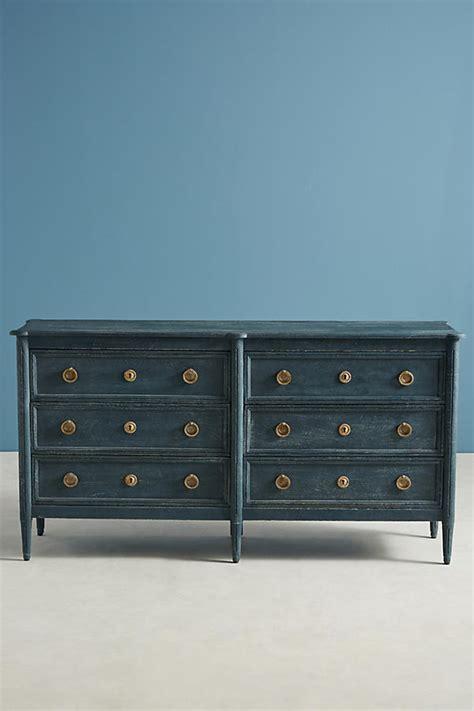 Washed Wood Dresser by Washed Wood Three Drawer Dresser Anthropologie