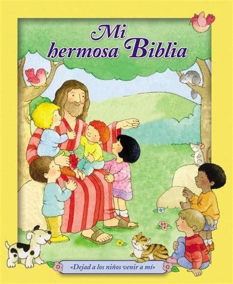 pequena biblia para bebes 0825456002 biblia ilustrada para ni 241 os biblia para ni 241 os