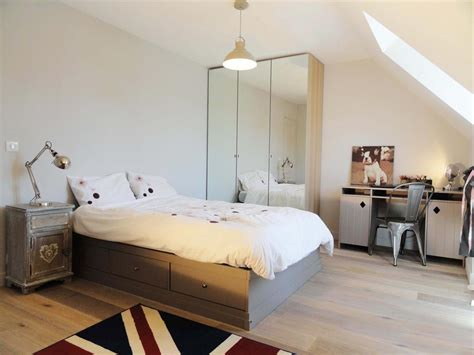 Chambre Industrielle Moderne by Chambre Industriel Chic Agence Ine Photo N 176 00 Domozoom
