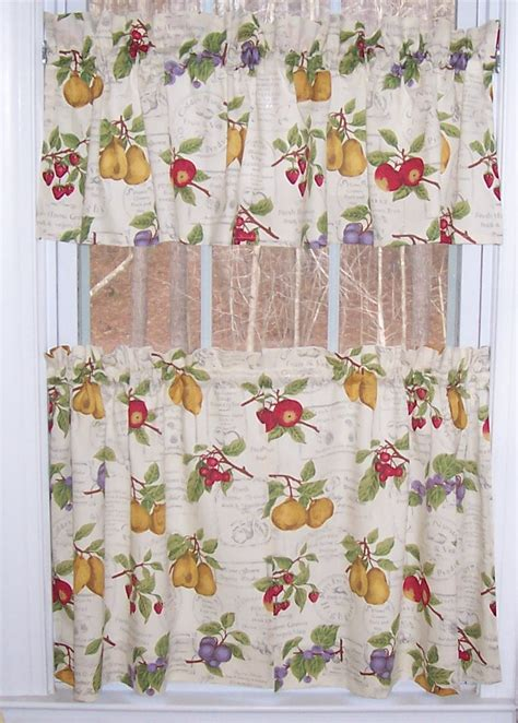 fruit kitchen curtains clearance curtain sets curtain menzilperde net