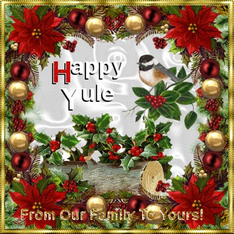 family    yule ecards greeting cards