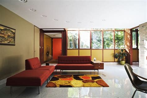 George Nelson by Herman Miller Furniture Abounds In This George Nelson Home
