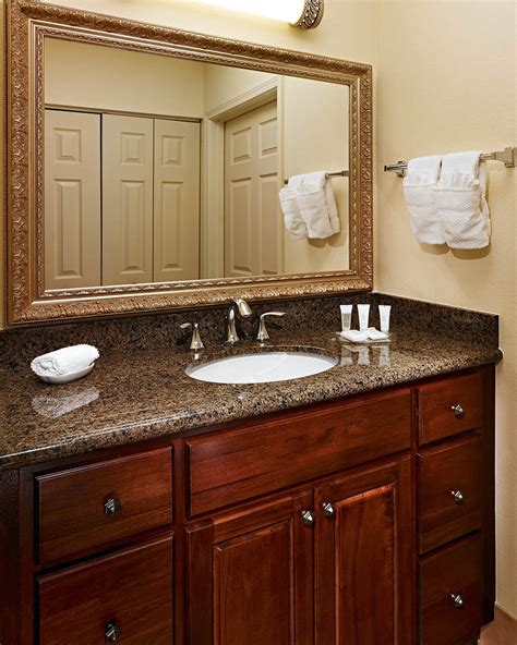 Granite Bathroom Vanity Capitol Collection Tropical Brown Granite Capitol Granite