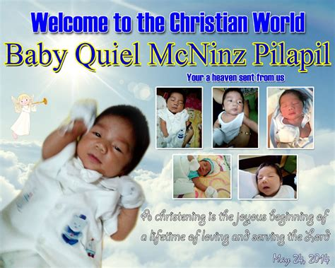 tarpaulin layout design for christening baby boy christening background for tarpaulin www