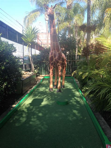 Mermaids On The Golf Course putt putt golf mermaid gold coast