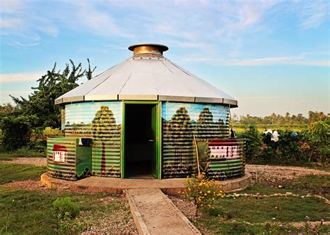 grain bin homes saving lives in haiti ohio ag net ohio