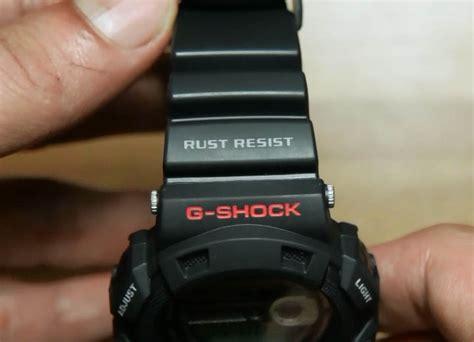 Tali Jam Casio G Shock G 9100 Casio G Shock G 9100 casio g shock gulfman g 9100 1 indowatch co id