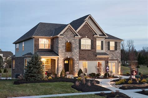 Mi Homes by M I Homes Of Cincinnati Creekside At Rivers Bend