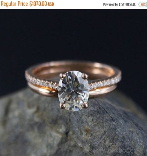 on sale forever brilliant oval solitaire engagement ring