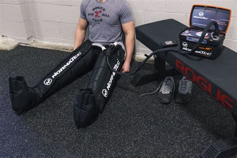 normatec boots normatec mvp recovery system rogue fitness