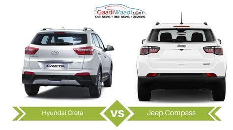 jeep hyundai 2017 jeep compass vs hyundai creta specs comparison