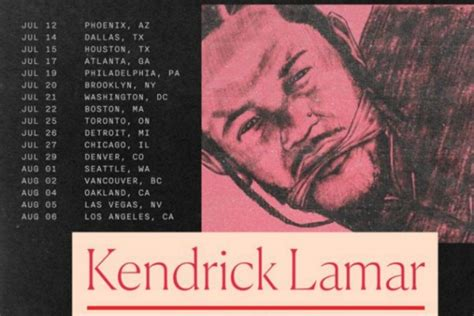 kendrick lamar tour dates concerts you don t want to miss this summer blackaphillyated
