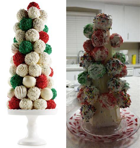 árbol de navidad con dulces los mayores fails de expectativas versus realidad