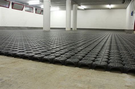 vespaio pavimento minimodulo casseri da 3 cm per vespai ventilati