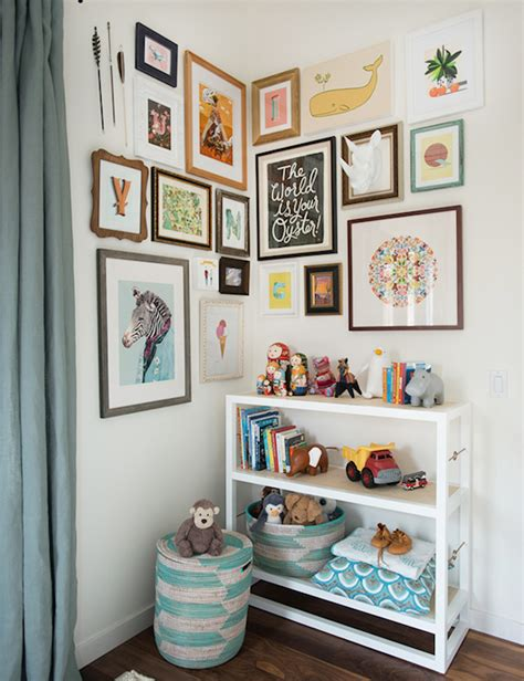 Kids Room With Corner Hanging Chair Cottage Girl S Room » Home Design 2017