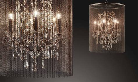 restoration hardware rain chandelier the style saloniste the bliss list
