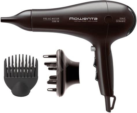 Hair Dryer Rowenta hair dryer rowenta infini pro volume cv8655d5 alzashop