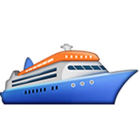 ferry boat emoji passenger ship emoji for facebook email sms id 522