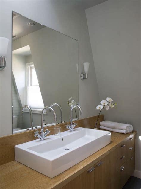 Frameless Bathroom Vanity Mirrors » Home Design 2017