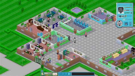 theme hospital newspaper theme hospital by bullfrog