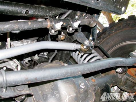 Jeep Tj Track Bar 1103 4wd 18 Jeep Wrangler Jk Buildup Rubicon Express Front