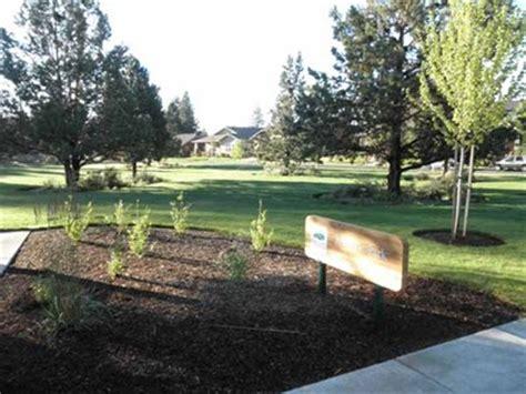 parks bend oregon harvest park bend oregon municipal parks and plazas on waymarking