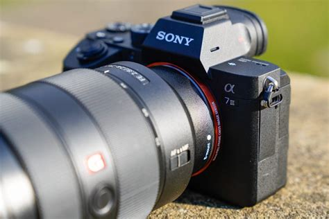 Sony A7 Kamera Mirrorless sony a7 iii frame mirrorless 187 gadget flow