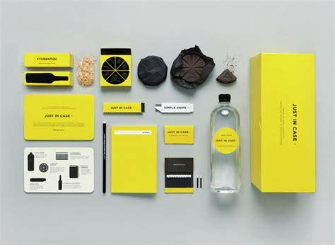 design kit 世界の終わりに備えたデザイン性重視のサバイバルキット just in case gigazine