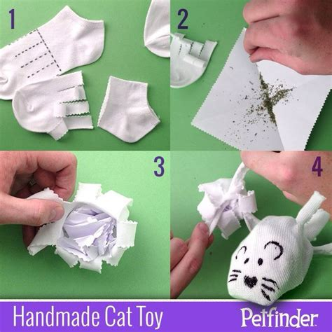 How To Make Handmade Toys - 17 best images about cat toys hiding spots cat on