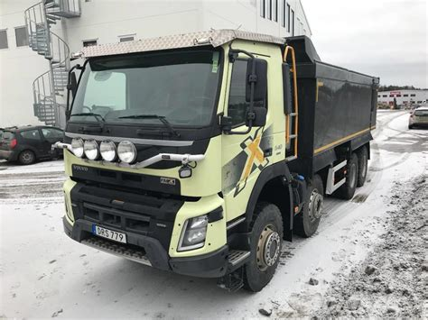used volvo trucks for sale in sweden used volvo fmx540 8 x 4 dump trucks year 2013 price