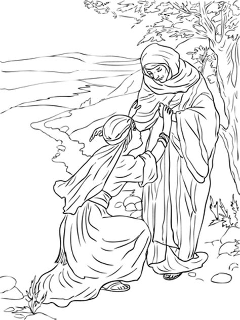 coloring pages moses killing egyptian pin moses kills the egyptian overseer coloring page super
