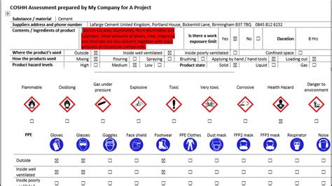 outsourcing risk assessment template risk assessment matrix template eliolera