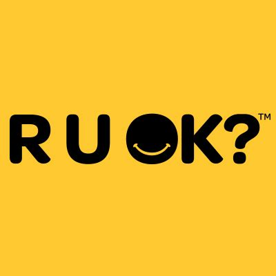 Ru Ok Meme - suicide prevention r u ok