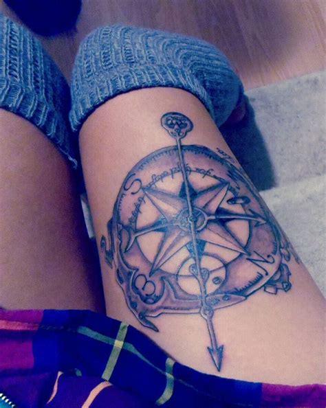 compass tattoo hip 20 best compass tattoo ideas images on pinterest tattoo