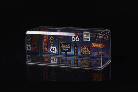 1 32 Scale Diamond Plate Acrylic Display Base Amp Cover