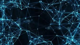 abstract motion background digital plexus data networks