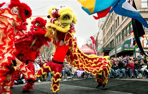 new year parade seattle 5 ways to ring in the lunar new year in seattle crowne