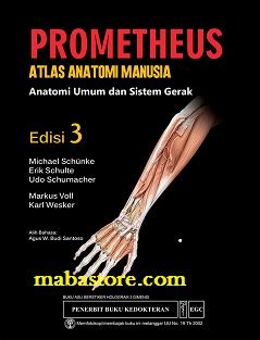 Buku Anatomi Untuk Kedokteran Gigi Kepala Dan Leher prometheus sistem gerak michael schunke